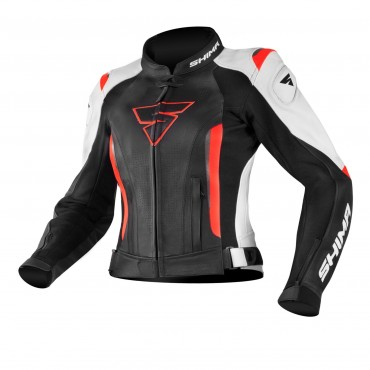 MIURA JACKET RED FLUO 36