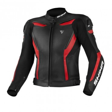 CHASE JACKET RED