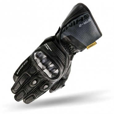 STR-2 GLOVES BLACK 3XL
