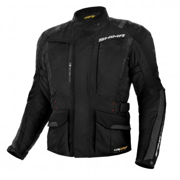 HERO JACKET BLACK 3XL