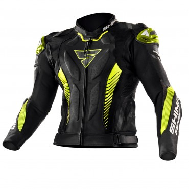 APEX JACKET YELLOW FLUO