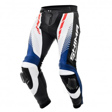 APEX PANTS RED FLUO