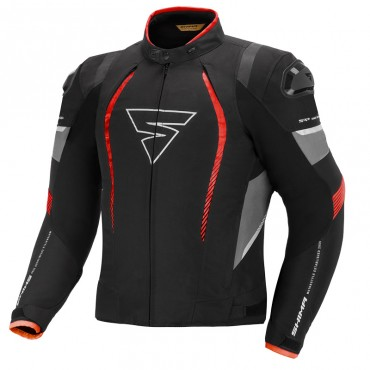 SOLID JACKET RED S